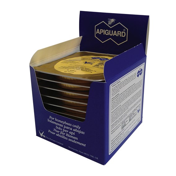 Apiguard Ten Tray Pack
