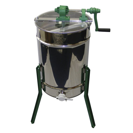 Four Frame Stainless Steel Extractor With Side Handle And Legs