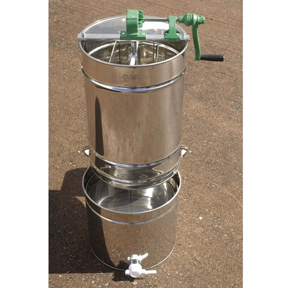 Four Frame Stainless Steel Extractor Integral Filter Bottling Tank And Side Handle