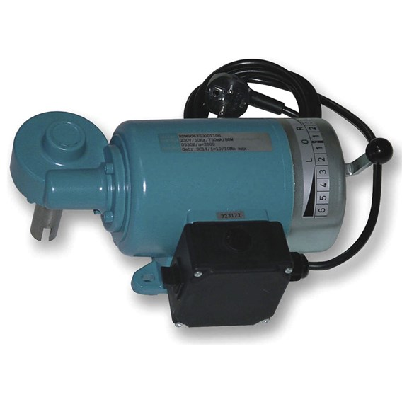 240V Motor For Extractors
