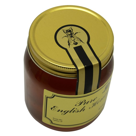 Pre Printed Tamper Evident Bee Labels