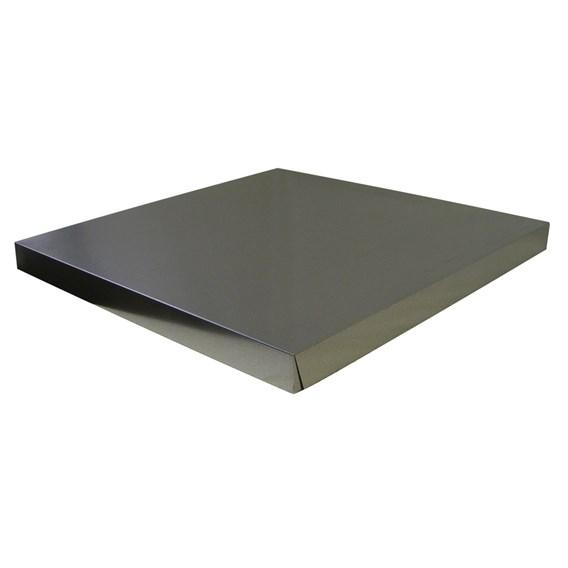 Langstroth Metal Flat Roof 6In