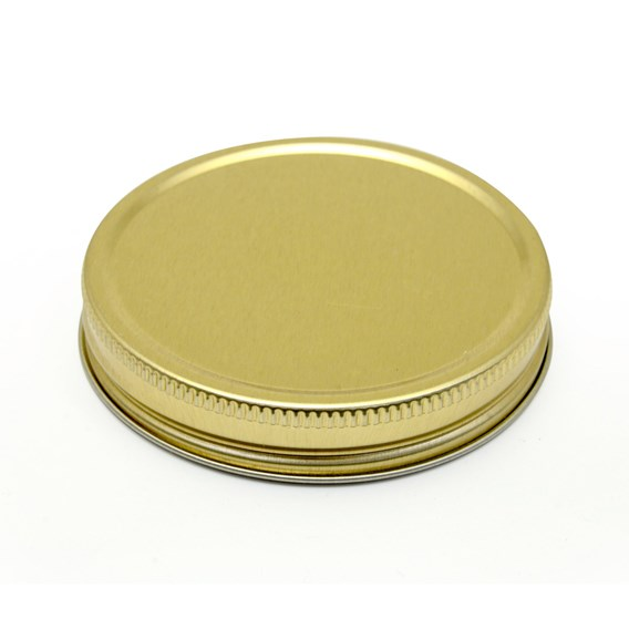 72 Twist Lids 58mm for 1/2lb Hex jars