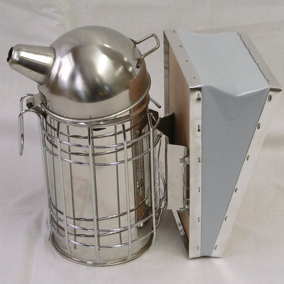 Etna Large Stainless Steel Smoker