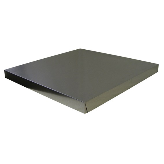 Flat Roof Metal for National & Commercial Hives