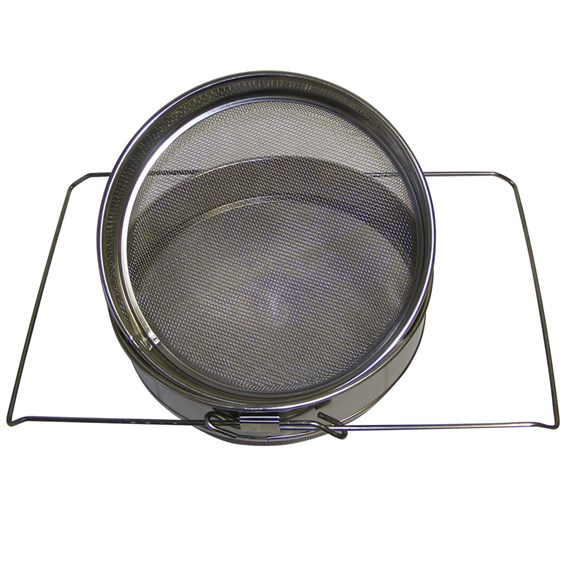 Double Stainless Steel Filter