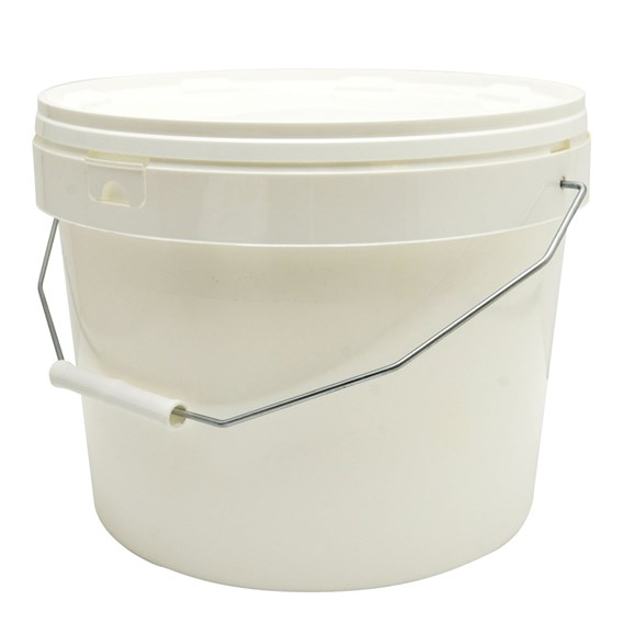 11.3 Litre Plastic Food Grade Bucket