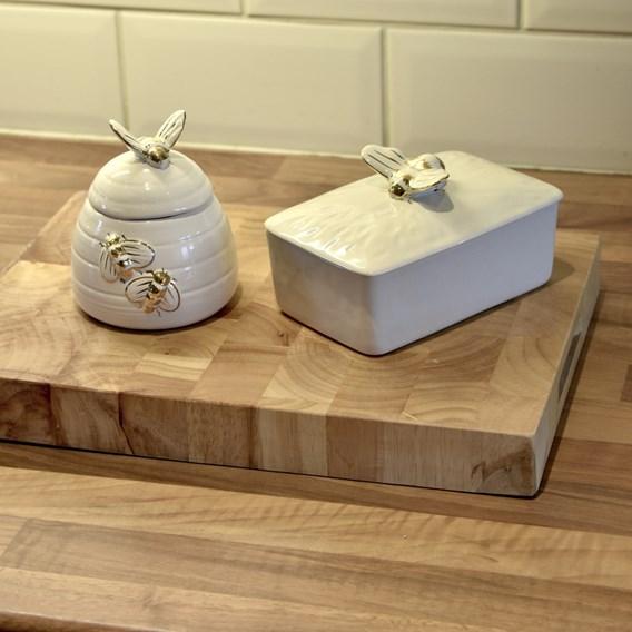 Busy Bee Honey Pot