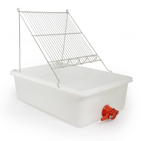 Cold Uncapping Tray