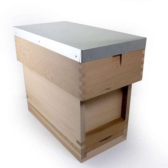 Wooden Nucleus Hive - 14 x 12