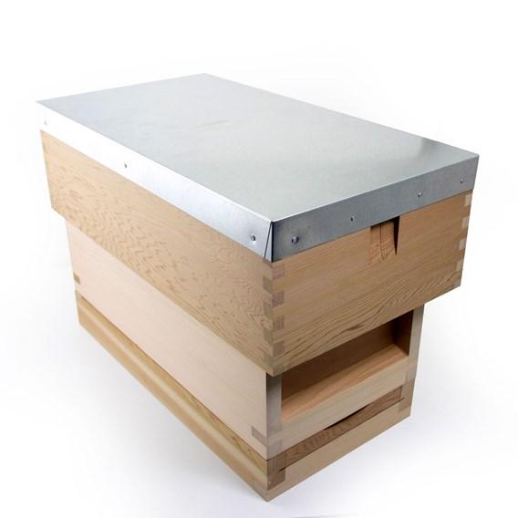 Wooden Nucleus Hive - British Standard