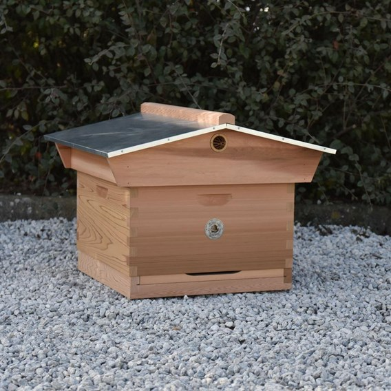 Commercial Hive Empty Kit Gabled Roof Upgrade