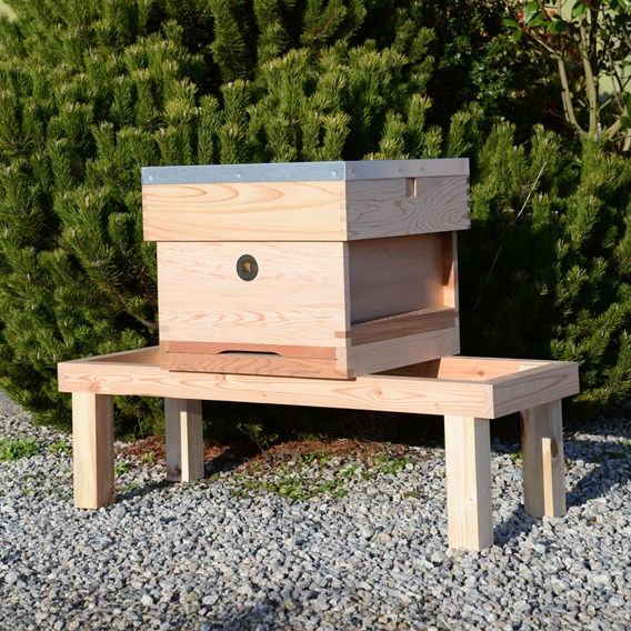 National Empty Hive Kit With 14x12 Brood Chamber
