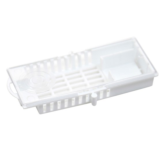 Queen Travelling & Introduction cage with clear plastic sliding lid