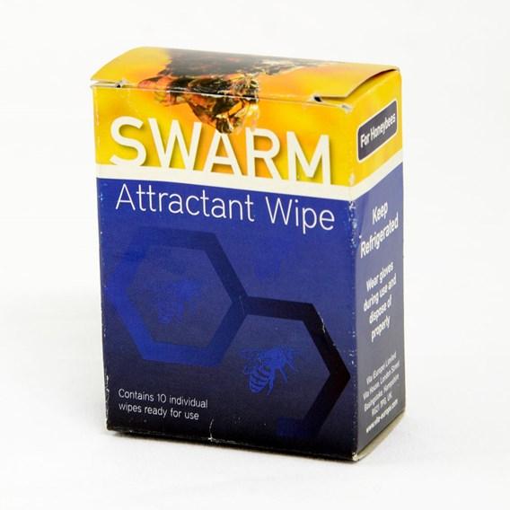Swarm Wipes (pack of 10)
