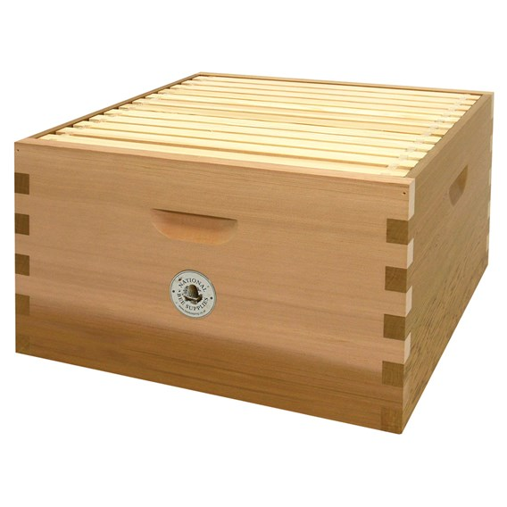 Commercial Brood - Top Bee Space, with Runners (Flat Pack)