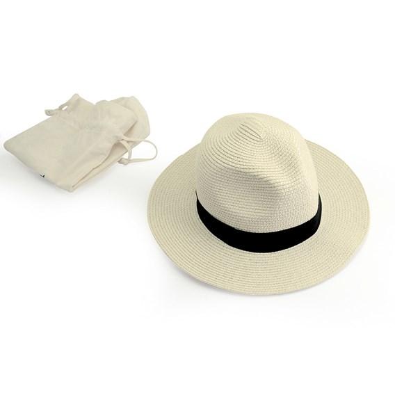 Foldable Panama Hat (NBS)