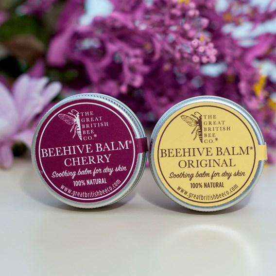Beehive Lip Balm Duo (NBS)