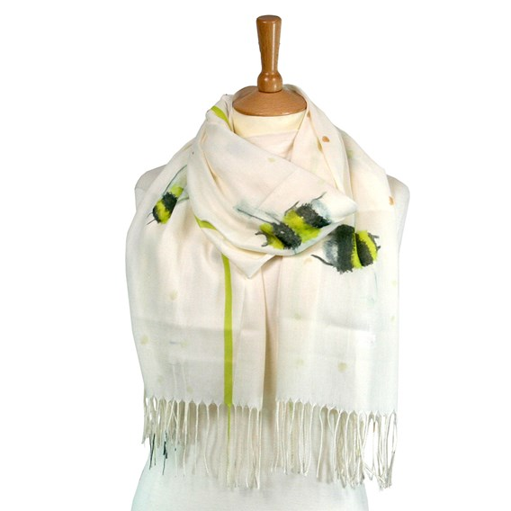 White Bee Scarf (NBS)