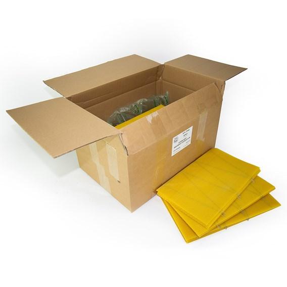 B.S. Deep Foundation Sterilised Box of 100 Sheets