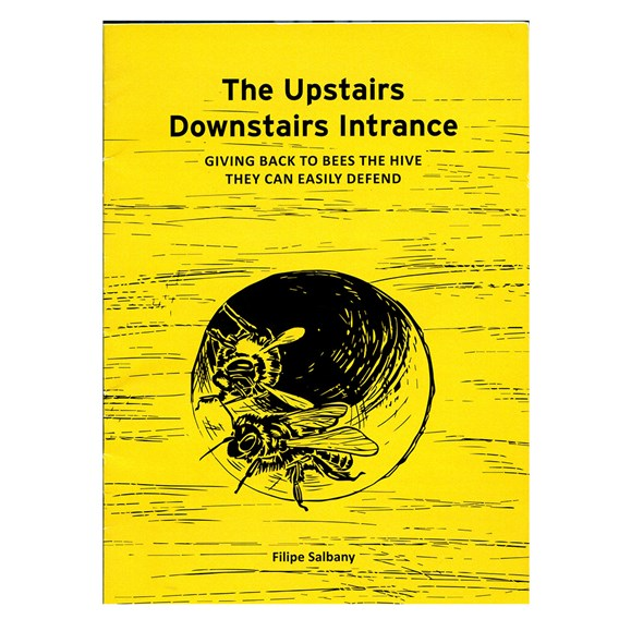 The Upstairs Downstairs Intrance booklet