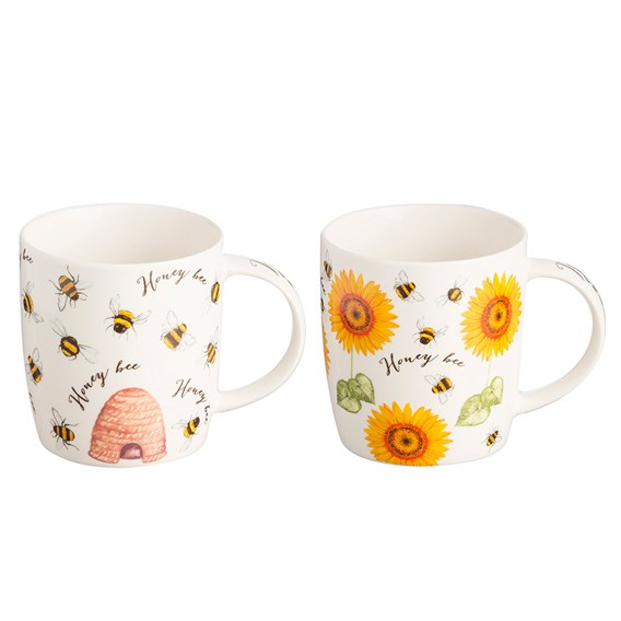 Honey Bee Mugs (NBS) set of 6