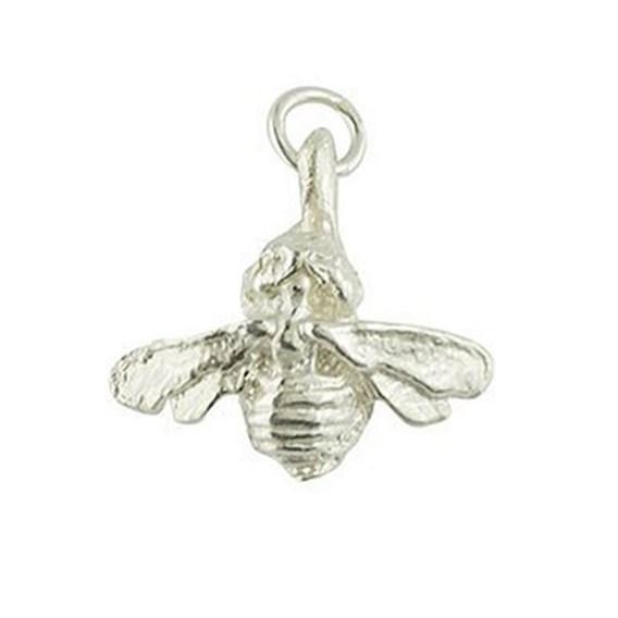 Silver Bee Pendant (NBS)