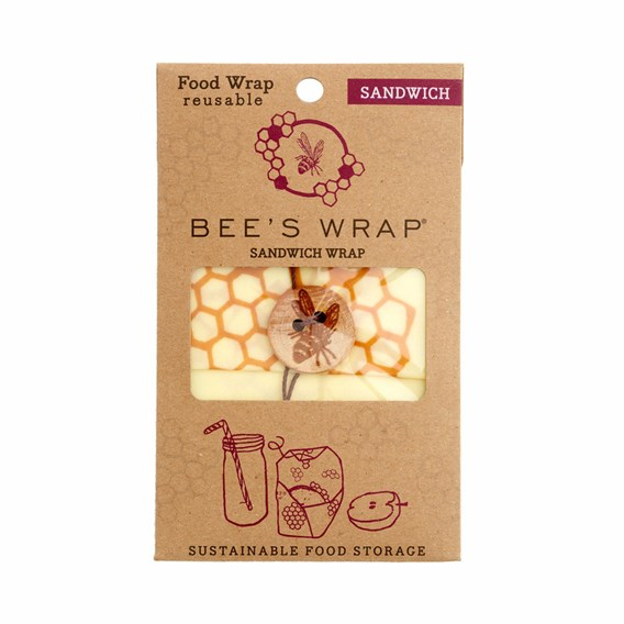 Bees Wrap Beeswax Cloth (NBS)