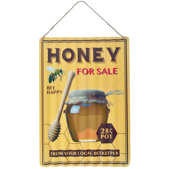 Honey For Sale Sign (NBS)