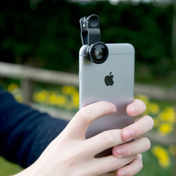 3 in 1 Lens Set for Smartphones (NBS)