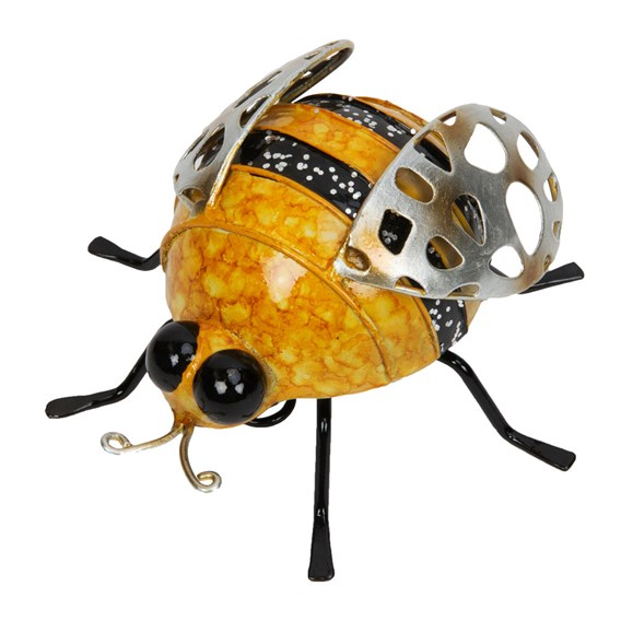 Decorative Metal Bee Duo (NBS)