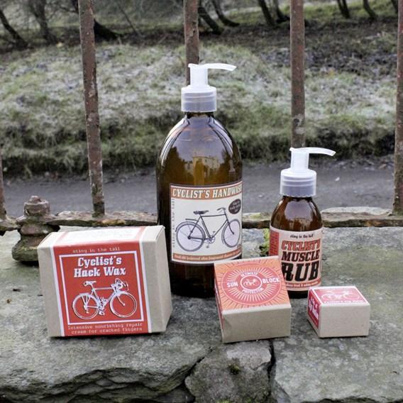 Cyclist's Lipbalm