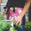 Garden Apron - Patsy Plum (NBS)